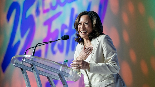 Interview: Kamala Harris on Race and Electability in 2020