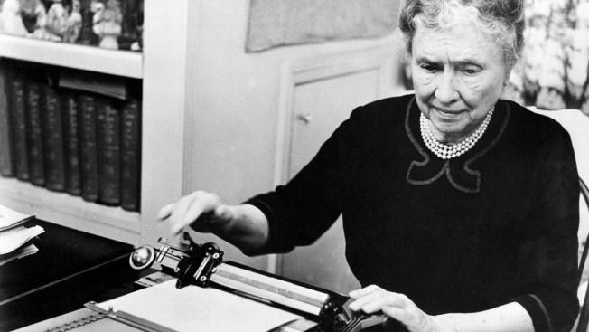 Crews Remove Oak Tree Helen Keller Climbed as a Girl