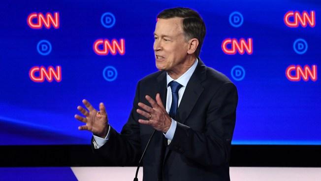 Ex-Colorado Gov. John Hickenlooper Ends White House Bid, Mulls Senate Run in 2020