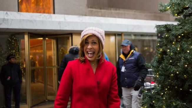 Hoda Kotb named co-anchor of NBC's 'Today'
