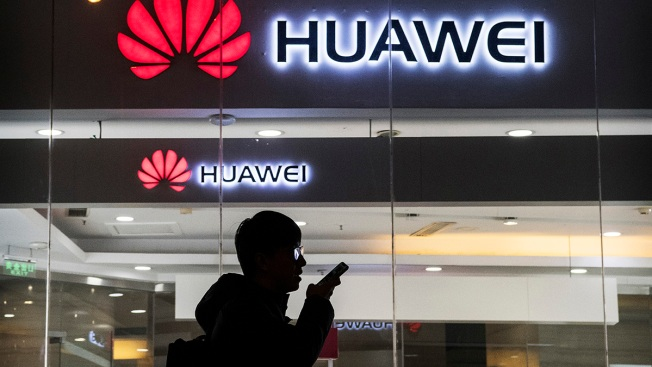 China's Huawei Sues to Challenge US Security Law
