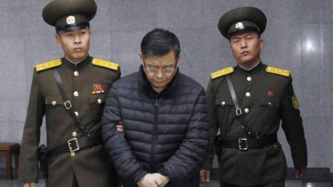 North Korea Sentences Canadian Pastor to Hard Labor for Life