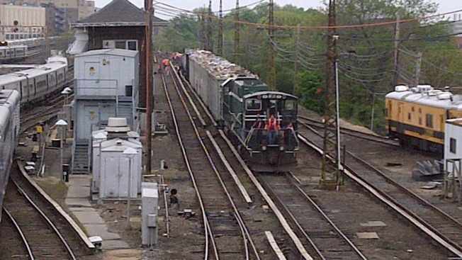 LIRR Trains Running on Schedule After Freight Train Derailment