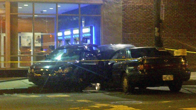 Car Crashes Onto Sidewalk, Critically Hurting 2: NYPD