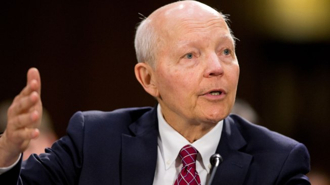 IRS Chief: Impeachment Charges Lack Merit