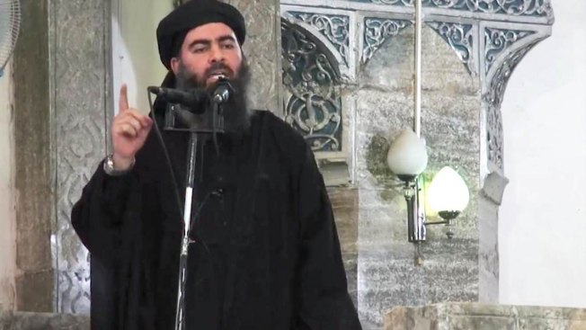 ISIS Leader al-Baghdadi Emerges With Defiant Statement After Iraqi Forces Enter Mosul