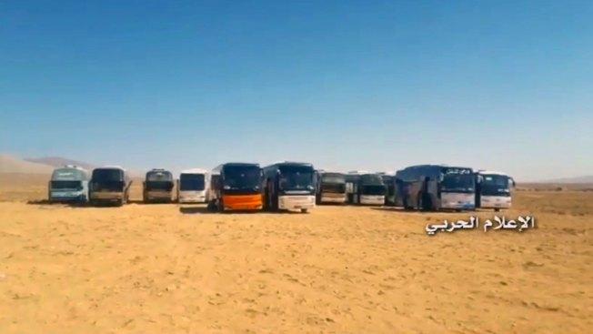 Lebanon's Negotiated ISIS Evacuation Angers Many
