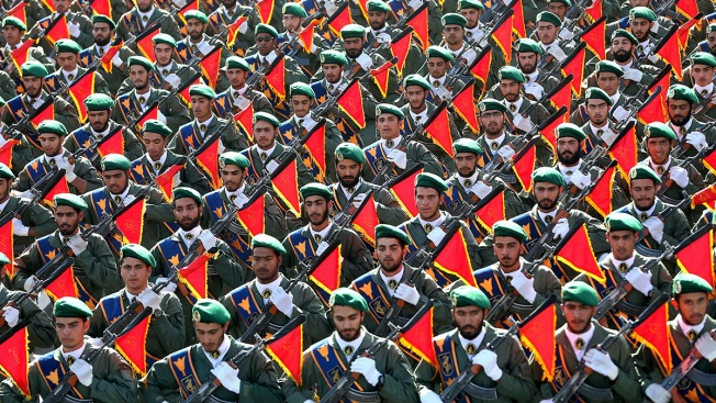 US Declares Iranian Revolutionary Guard a 'Terrorist Organization'