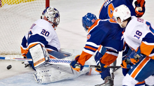 Islanders Fall to Oilers 3-2 in Overtime