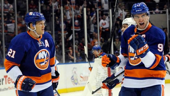 Tavares, Islanders Top Oilers 3-2