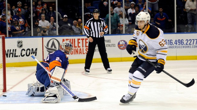 Islanders Fall to Sabres in Shootout Loss