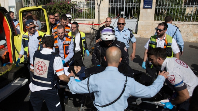 Teens With Scissors Wound 2 Ahead of Kerry Visit to Israel