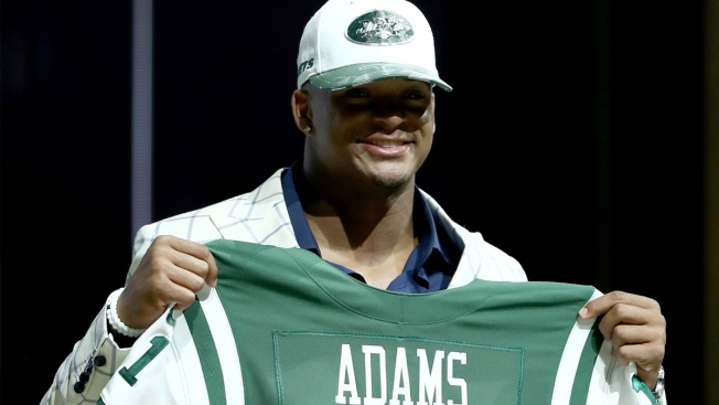 best sneakers bd4e2 52aa0 Jets Take LSU Safety Jamal Adams With No. 6 Pick in NFL ...