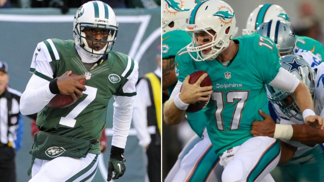Geno Smith, Jets Have Chance to Sink Dolphins' Playoff Hopes