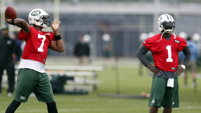 Rex Ryan, Michael Vick Differ on Jets Quarterback Competition