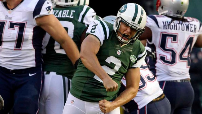 Despite Size Difference, Wilkerson and Folk Both Huge for Jets