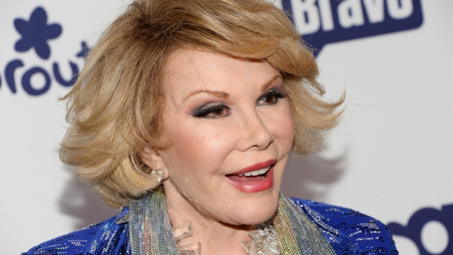 """Melissa Rivers: Joan Rivers on Life Support """"At This Time"""""""