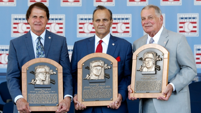 Former Yankees Manager Joe Torre Headlines 2014 Baseball Hall of Fame Class