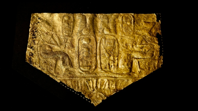Egypt Displays Previously Unseen King Tut Artifacts