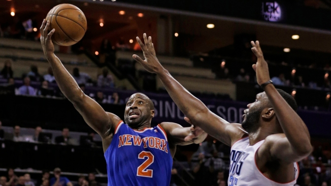 Knicks' Win Streak Snapped by Al Jefferson, Bobcats 98-108