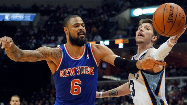 Knicks Trade Chandler, Felton to Dallas in 6-Player Deal