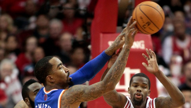 Knicks Fall to James Harden, Rockets