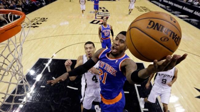 Iman Shumpert Scores Career-High 27 Points as Knicks Beat Spurs