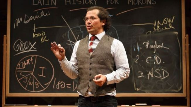 Leguizamo, Inspired by a Void in Textbooks, Breaks Down 'Latin History for Morons'