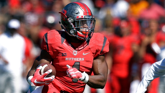 Rutgers Reinstates Wide Receiver Leonte Carroo After