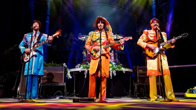 "Review: More of the Faux Fab Four in ""Let It Be"""