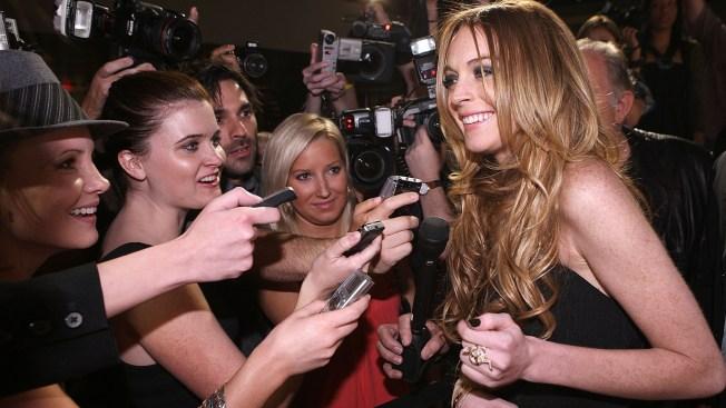 Lindsay Lohan No Longer a Fugitive