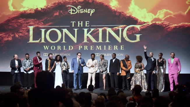 'The Lion King' Rules and 'Endgame' Scores All-Time Record