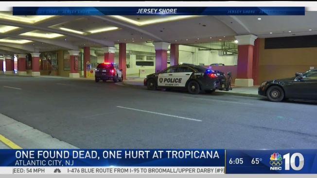 Man Found Dead In Atlantic City Hotel Room