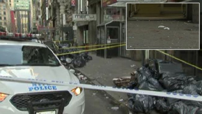 Man Stabbed to Death Outside Koreatown Restaurant: NYPD