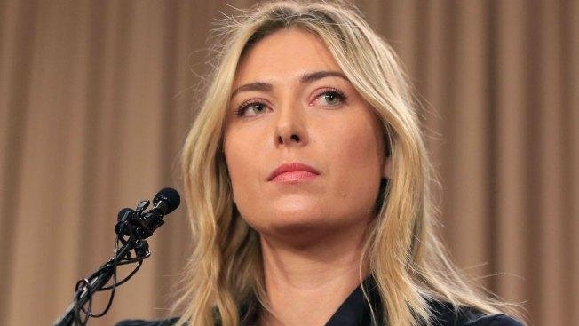 Maria Sharapova Files Appeal Over Drug Suspension