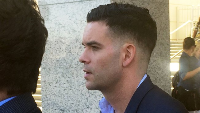 Former 'Glee' Star Mark Salling Out on Bail, Pleads Not Guilty in Child Porn Case