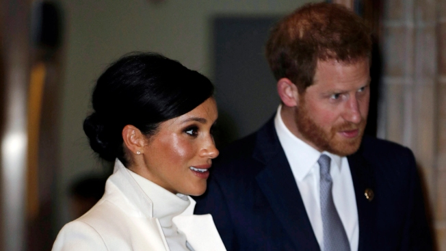Scrutiny, Family Woes Pile Pressure on Pregnant Meghan Markle