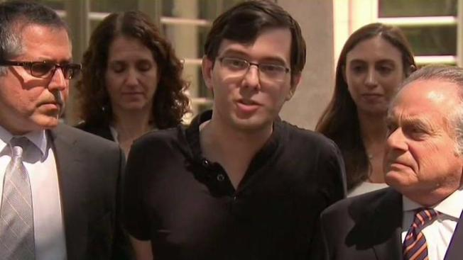 Feds Want to Seize Shkreli's Exclusive Copy of Wu-Tang Album
