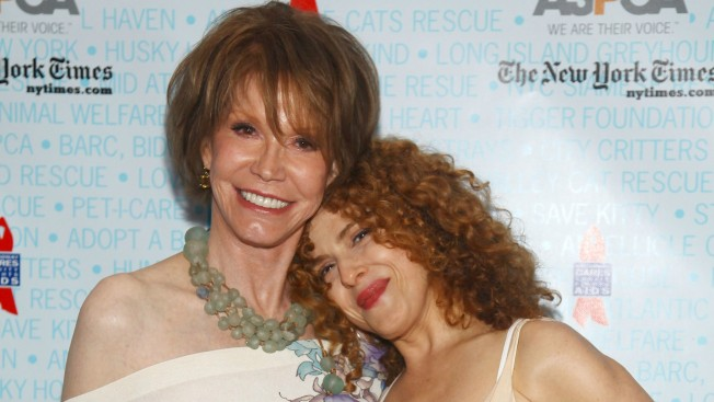 Bernadette Peters Remembers Her 'Beloved' Broadway Barks Co-Founder, Mary Tyler Moore