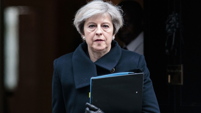Plot to kill British Prime Minister Theresa May foiled