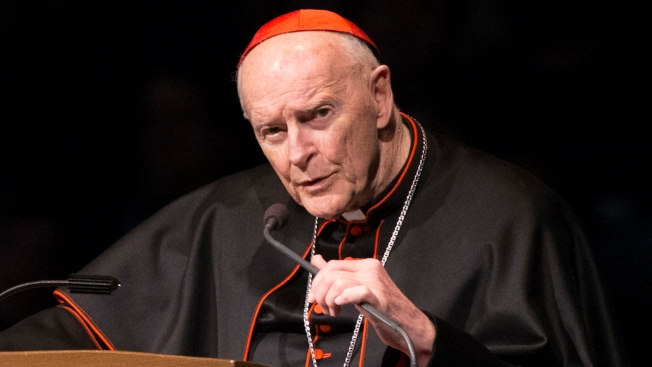 US Bishops: Sex Claims Show US Cardinal's 'Moral Failure'