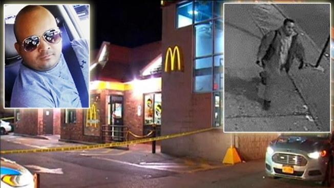 Homeless Man Charged in Killing of NYC McDonald's Manager