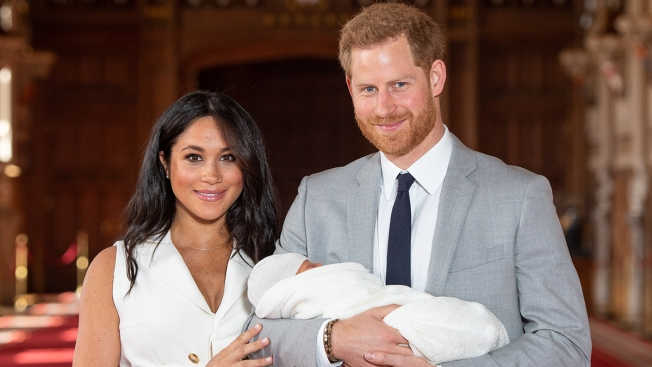 Prince Harry 'Can't Wait' to Introduce Meghan Markle, Archie to South Africa on Upcoming Tour