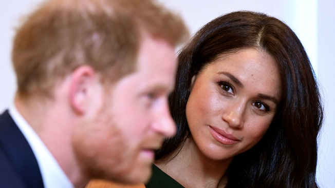 Meghan Markle on Media Scrutiny: 'Not That Many People Have Asked If I'm OK'