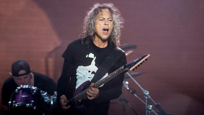 Metallica, Dave Matthews to Headline Wildfire Relief Concert