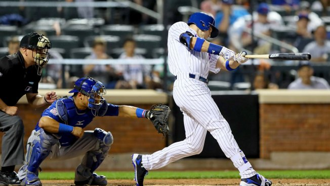 Nimmo Hits 1st HR, 1 of 5 as Mets Rout Cubs 10-2
