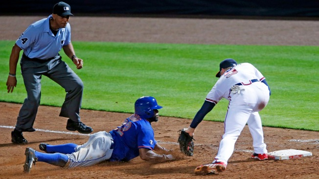 Mets Swept by Braves in Ugly 1-3 Loss