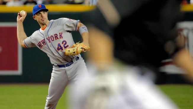 Mets Jump on Struggling D-Back Early in 9-0 Win