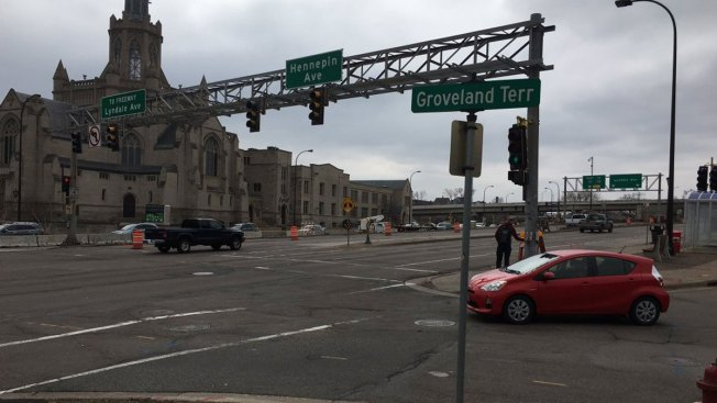 Driver shot in Minneapolis after honking at vehicle