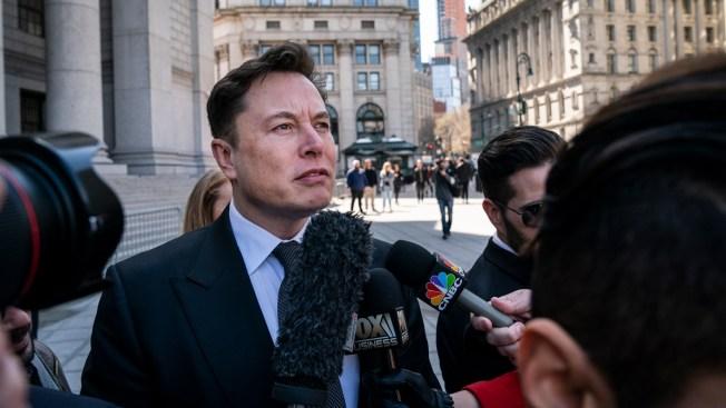 Tesla CEO Musk Facing Defamation Trial for 'Pedo Guy' Tweet